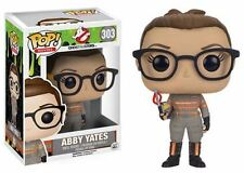 Funko POP! Ghostbusters: Abby Yates - 2016 Film Stylized Vinyl Figure 303 NEW