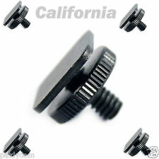 "Lot of 5 PCS 1/4""-20 Tripod Screw to Flash Hot Shoe Mount Adapter 1/4"" 20"