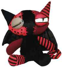 Emily the Strange Jinx Kitty Plush - L'il Strangers Collection - NEW