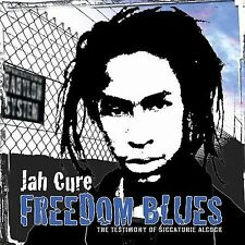 Jah Cure - Freedom Blues CD NEW
