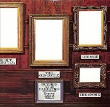 CD Pictures at an Exhibition by Emerson Lake & Palmer + 3 dvd
