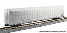 N Scale Kato 106-5504 Autorack Canadian Pacific  4-Car Set 1065504 New- In- Box