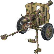 CMK 1/35 10.5cm Leichtgeschutz 42-1 (LG 42-1) German Recoilless Gun WWII RA040