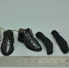 DID 1/6 Scale US Secret Service Special Agent Mark Action Figure dress shoes