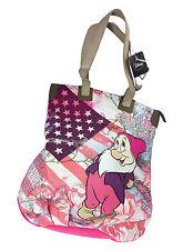 BORSA Shopper Verticale Maxi DISNEY 7 NANI FLAG by CARTORAMA **SCONTO 50%**