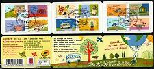 Carnet Pour préserver le climat de 2014 obli 1er jour non plié LUXE