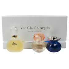 Van Cleef & Arpels Women Miniature Set – First EDT +  Feerie EDP + Oriens EDT