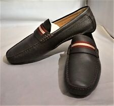 Brand New Bally Men Shoes Wabler-112 Size 9 Brown