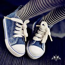 1/3 BJD MID Shoes Dollfie EID DOD LUTS SOOM AOD Shoes SD13 Jean High-top Sneaker