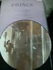 "PRINCE COLLECTORS EDITION 1992 12"" VINYL SINGLE PICTURE DISC - MY NAME IS PRINCE"