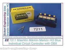 EE 7211 New Marklin Control Box Individual Circuit Controller EE Tested  OBX