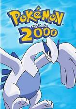 POKEMON THE MOVIE 2000 THE POWER OF ONE New Sealed DVD. free shipping