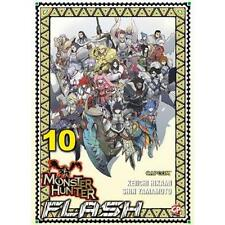 MONSTER HUNTER FLASH 10 DI 10 - MANGA GP PUBLISHING - NUOVO