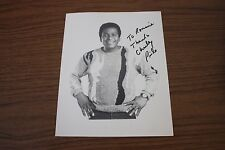 Charley Pride Hand Signed Autograph 8x10 Photo Country Singer