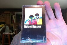 Watson Beasley- self titled- 1980- new/sealed cassette tape