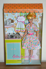 2007 Gold Label Vintage Repro BARBIE LEARNS TO COOK Barbie - NEW