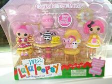 LALALOOPSY Mini Crumbs Tea Party Set With Bonus Jewels Sparkles Doll