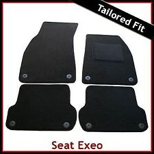 Seat Exeo 2008 2009 2010 2011 2012 2013 Tailored Fitted Carpet Car Mats