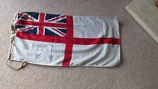 old british white ensign union jack ships royal navy flag