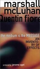 The Medium is the Massage, Fiore, Quentin, McLuhan, Marshall, New Books