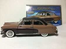 Danbury Mint 1:24 Scale 1950 Ford Crestliner 60th Anniversary