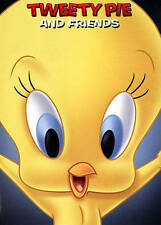 TWEETY PIE AND FRIENDS (DVD) ~ New and Factory Sealed!
