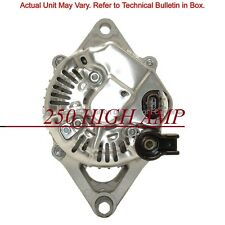 HIGH OUTPUT ALTERNATOR 2001-2000 1999 Dodge Ram Pickup 5.9L Diesel 250 HIGH AMP
