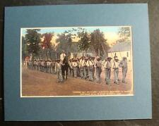 BLACK CONVICTS MARCHING TO WORK, THE GOOD ROAD MAKERS IN DIXIE LAND, Print