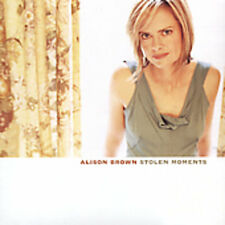 Alison Brown - Stolen Moments [New CD]