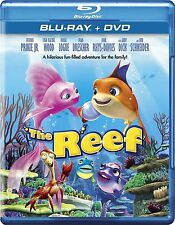 The Reef (BRAND NEW Blu-ray&DVD/ 2-Disc Set)CHILDREN'S ANIMATED FEATURE