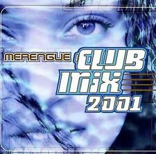 Merengue Club Mix 2001