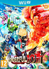 The Wonderful 101 (Nintendo Wii U, 2013) CHEAP PRICE AND FREE POSTAGE