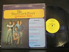 DAVE CLARK FIVE'S Greatest Hits Over & Over Epic 26185 Vinyl Record
