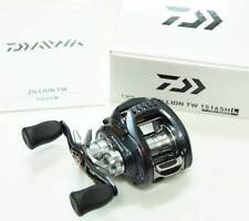 2015 NEW Daiwa ZILLION TW 1516SHL (LEFT HANDLE) Bait Casting Reel  From Japan