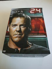 24 - twentyfour - Season  1-6 Complete Box-Set (2008)