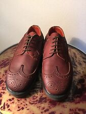 Doctor Martens nos unworn made in England sz4&6 brown brogues.