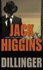 Dillinger by Jack Higgins (2016, CD, Unabridged)