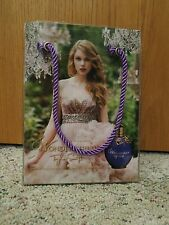 Taylor Swift RARE Wonderstruck Clear Bag