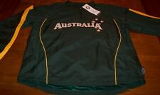 AUSTRALIA WORLD BASEBALL STITCHED JACKET XL  NEW w/ TAG