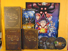 PC BOOK OF UNWRITTEN TALES 2 The Almanac Edition + Artbook CD ROM W/ Key