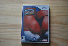 VICTORIOUS BOXERS CHALLENGE pour Nintendo Wii