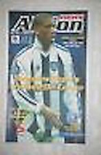 West Brom v Crewe Programa 5 Mar 1999