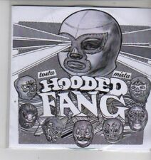 (CX111) Hooded Fang, Tosta Mista - DJ CD