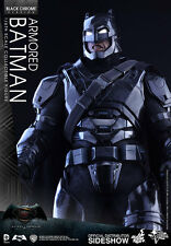 Hot Toys Armored Batman Black Chrome Exclusive Version