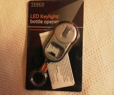 LED keylight bottle opener. Great stocking filler. Bnip.