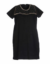 Paul & Joe Sister Black Dress Size 38 (UK 10)