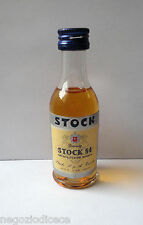 Mignon - Miniature - BRANDY STOCK 84 - STOCK - 30 ml K290