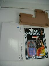 Star Wars 2010 VINTAGE ROCKET FIRING BOBA FETT VCP03 MAIL AWAY FIGURE VCP03