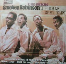 Smokey Robinson - Tracks of My Tears (CD) . FREE UK P+P .......................