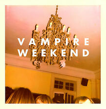 Vampire Weekend SELF TITLED Debut Album +MP3s XL Recordings NEW SEALED VINYL LP